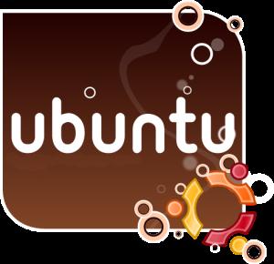 ubuntu-splash-brown