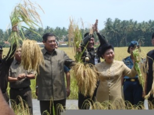 Pak SBY & Ibu Negara