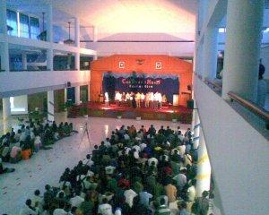 Opening CDMA 09
