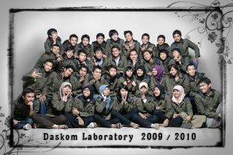 Daskom Laboratory 09/10
