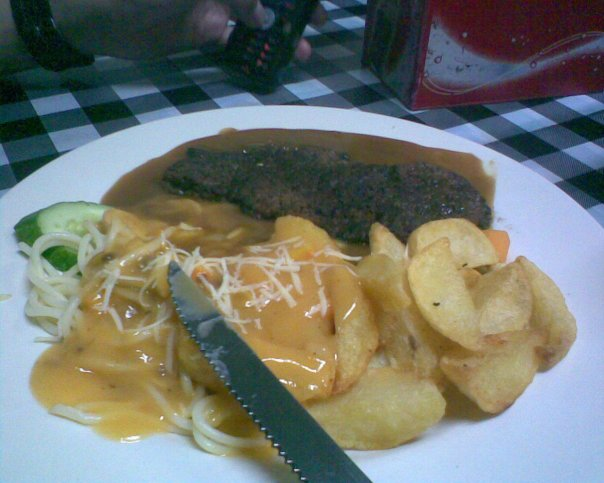 Blackpepper Steak