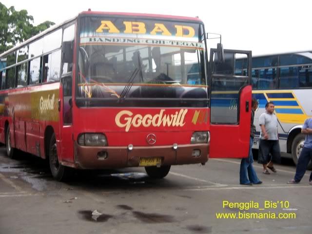 Goodwill, Bus Favorit RanahPanginyongan (2/2)