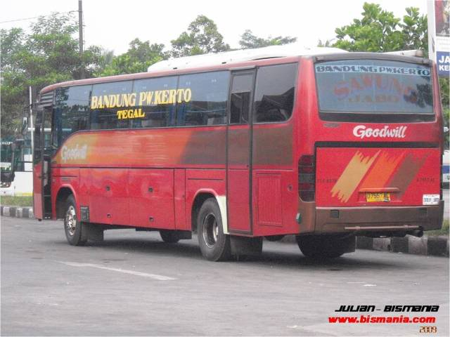 Goodwill, Bus Favorit RanahPanginyongan (1/2)