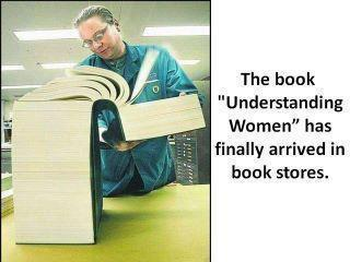 "The Book ""Understanding Woman"""