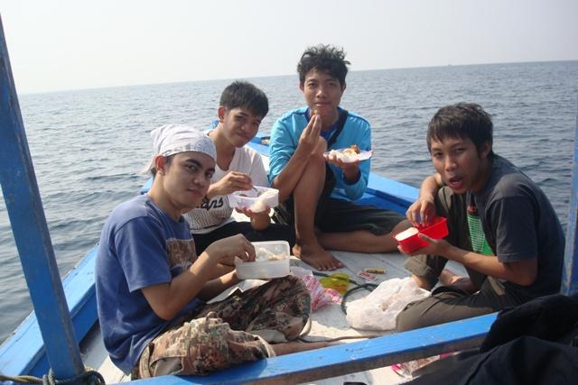 Menjajaki Pulau Semak Daun, Kepulauan Seribu (4/6)
