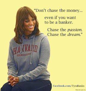 Don't Chase The Money!