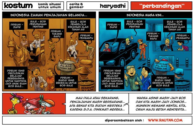 #Indonesia, Riwayatmu Kini
