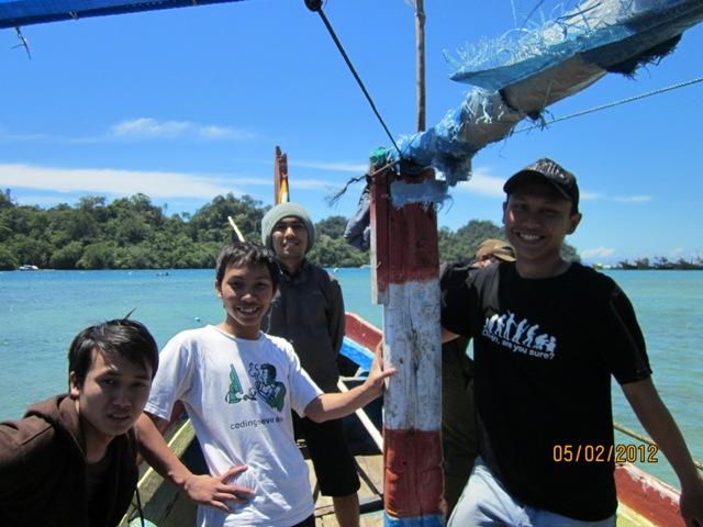 Menjajaki Pulau Sempu, Malang (2/6)