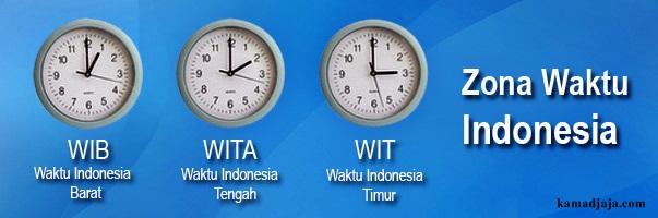 Zona Waktu di Indonesia AkanDisatukan?