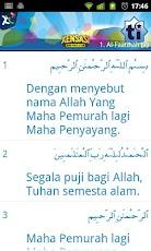 Teman Ibadah - Quran