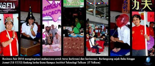 Tentang Business Fair diKampus