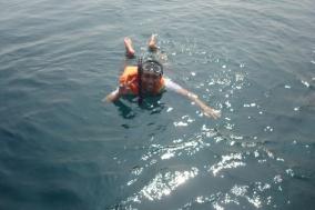 snorkeling pulau seribu